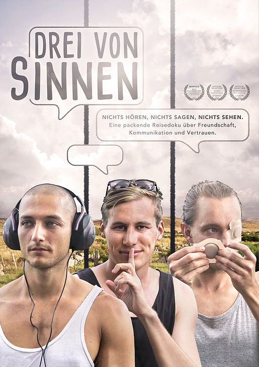 Drei von Sinnen -Three Monkeys One Journey DVD